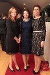 Eilis, Katherina and Elaine Broderick from Listowel