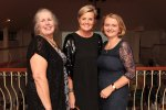 Jane Murphy, Chairperson of Cais, Claire Nash, Nash 19, and Siobhan Ni Ghairbhith, St. Tola