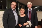 Sean Ferry, Macroom Buffalo, Eileen Harty, formerly of Ring Cheese, and Jim Maher, Cooleeney Cheese