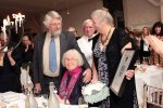 Norman & Veronica Steele, Milleens Cheese with Jane Murphy, Ardsallagh Goat Products